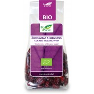 Bio Planet żurawina sł. cukrem trzcin. bio 100g