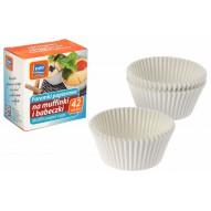 Ravi Foremki papierowe na muffinki i babeczki 42 szt.