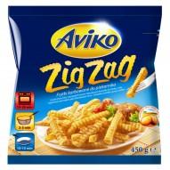 Aviko Zig Zag 450g