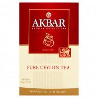 Akbar Pure Ceylon Herbata czarna liściasta 100 g