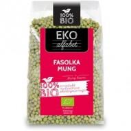 Bio Planet Fasolka Mung Bio 400G-Eko