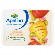 Arla Apetina Serek kremowy grillowana papryka i oliwki 125 g