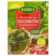 Kamis Przyprawa do ogórków konserwowych Mieszanka przyprawowa 35 g