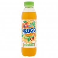 Frugo Young Stars Napój niegazowany smak brzoskwinia mięta cytryna pomarańcza 500 ml