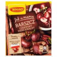 Winiary Jak u Mamy Barszcz czerwony esencjonalny 35 g
