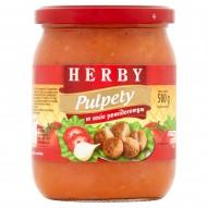 Herby Pulpety w sosie pomidorowym 500 g