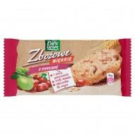 Tago Pure Grain Miękkie ciastko zbożowe z żurawiną i rodzynkami 50 g