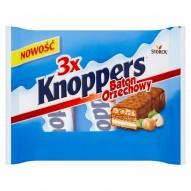 Knoppers Baton orzechowy 120 g (3 x 40 g)