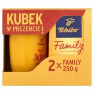 Tchibo Family Kawa palona mielona + kubek 2 x 250 g
