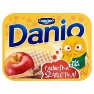 Danone Danio Serek homogenizowany jabłkowy z cynamonem 135 g