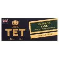 TET Emperor Tang Herbata zielona 50 g (25 torebek)