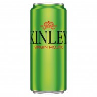 Kinley Virgin Mojito Napój gazowany 330 ml