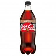Coca-Cola zero Cinnamon Napój gazowany 1 l