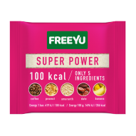 Otmuchów Baton FREEYU 100 Kcal Superpower 28G