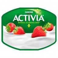 Danone Activia Jogurt truskawka 120 g