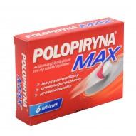 POLOPIRYNA MAX 0,5X6 TABL.