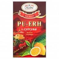 Malwa Pu-erh & cytryna Herbata czerwona 30 g (20 torebek)