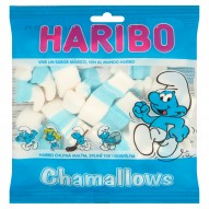 Haribo Chamallows Smerfy Pianki 100 g