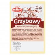 Sertop Tychy Produkt seropodobny topiony grzybowy 100 g