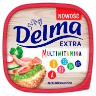 Delma Extra Margaryna o smaku masła z witaminami 450 g