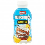 Müller Müllermilch Napój mleczny o smaku ananasowo-kokosowym 400 g