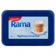 Rama Margaryna z alpejskim mlekiem 225 g