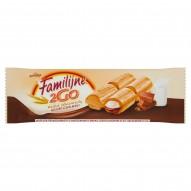 Familijne 2Go Wafelek pełnoziarnisty mleczno-czekoladowy 30 g