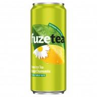 FuzeTea Napój o smaku mango z ekstraktem z zielonej herbaty i rumianku 330 ml