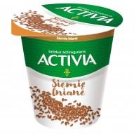 Danone Activia Jogurt siemię lniane 140 g