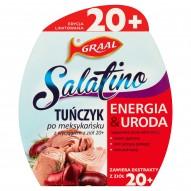 GRAAL Salatino 20+ Energia & Uroda Tuńczyk po meksykańsku 160 g