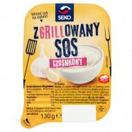 Seko Zgrillowany sos czosnkowy 130 g