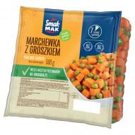 Smakmak Marchewka z groszkiem 500 g