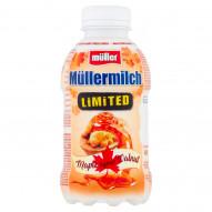 Müller Müllermilch Napój mleczny o smaku syropu klonowego i orzechów włoskich 400 g