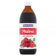 NaturAvena Sok naturalny malina 500 ml