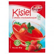 Celiko Kisiel o smaku truskawkowym 45 g
