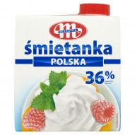 Mlekovita Śmietanka Polska 36% 500 ml