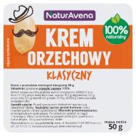 NaturAvena Krem orzechowy klasyczny 50 g