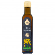 S'olej Olej rzepakowy tłoczony na zimno 250 ml