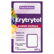 NaturAvena Erytrytol 250 g