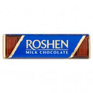 Roshen Baton z czekolady mlecznej z nadzieniem crème brûlée 43 g