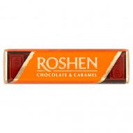 Roshen Baton z czekolady mlecznej z karmelowym nadzieniem 40 g