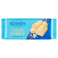Roshen Czekolada z bąbelkami biała 80 g