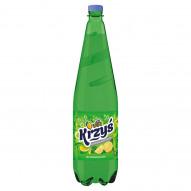 Krzyś Napój gazowany smak cytryny 1,25 l