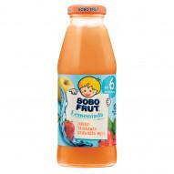 Bobo Frut Lemoniada jabłko truskawka dzika róża mięta po 6. miesiącu 300 ml