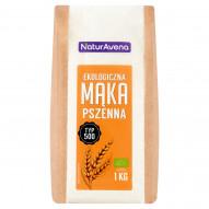 NaturAvena Ekologiczna mąka pszenna typ 500 1 kg