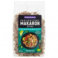 NaturAvena Ekologiczny makaron żytni pełnoziarnisty świderki 250 g