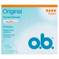 O.B. Original Super Tampony 8 sztuk