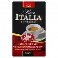 Bar Italia Espresso Gran Crema Mieszanka naturalnej kawy mielonej 250 g