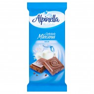 Alpinella Czekolada mleczna 90 g