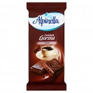 Alpinella Czekolada gorzka 90 g